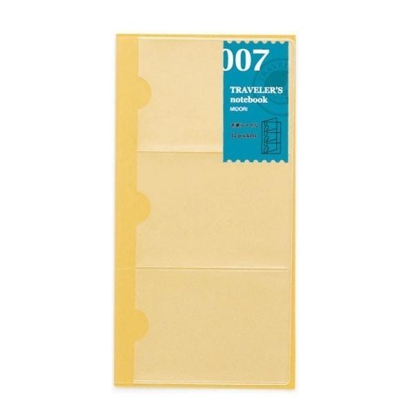 Midori refill 007 card file
