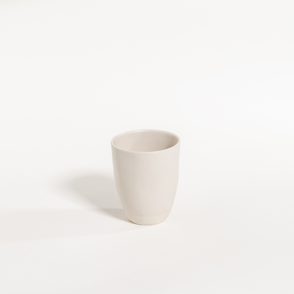 atelier - mug (no handle) asparagus