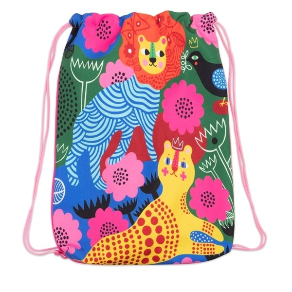 Kids bag lion