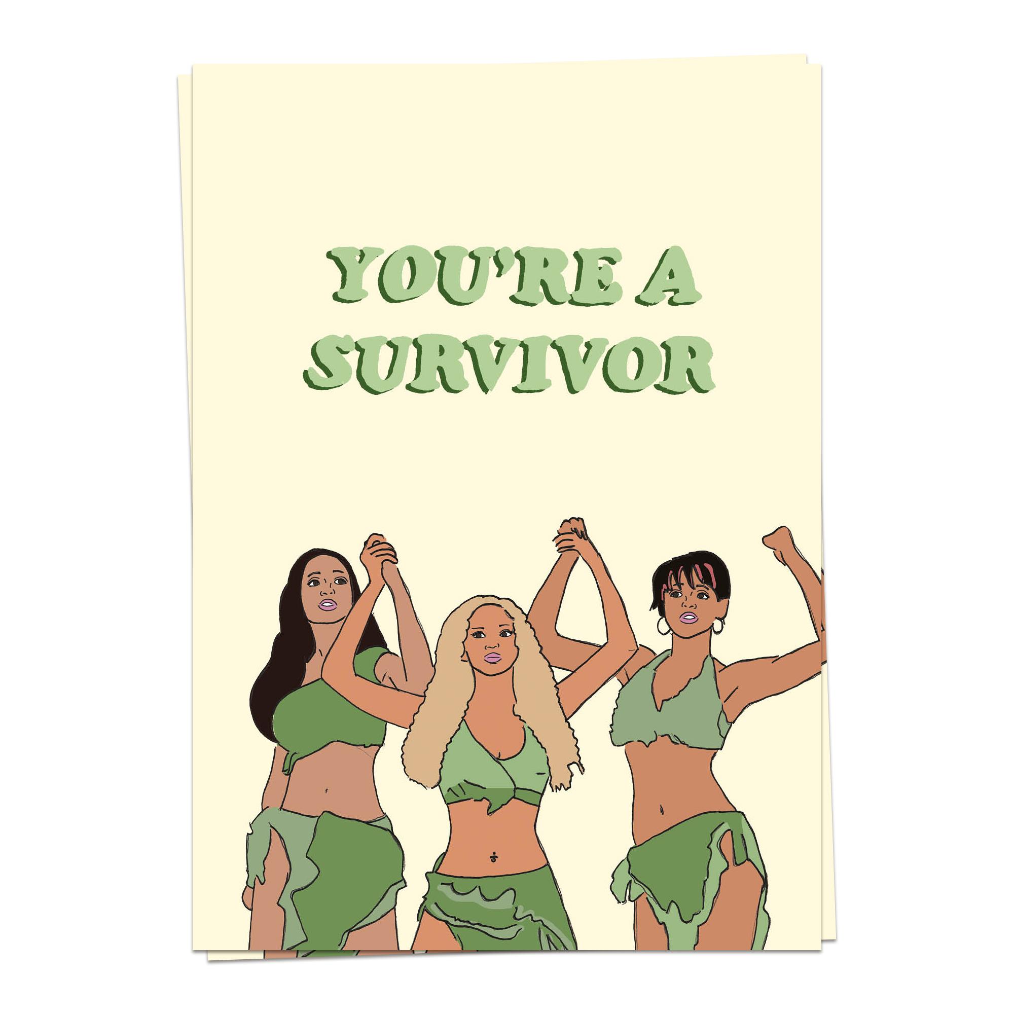 Support – Survivor