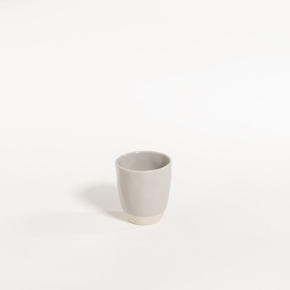 atelier - cup (no handle) mushroom