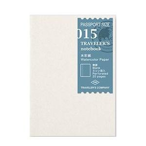 Midori refill passport size 015 watercolor