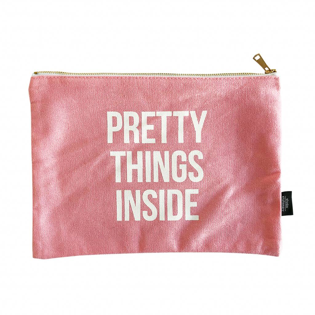 Canvas bag Pretty Things XL