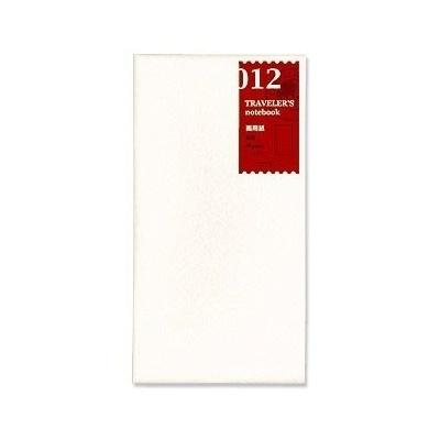 Midori refill 012 sketch paper