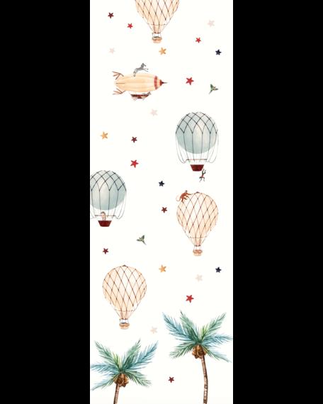 Behang Little Balloon 1 X 2,8 meter