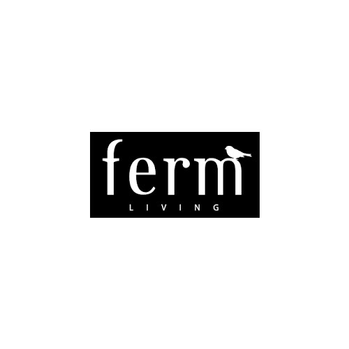 Ferm Living Sekki Pot Rust Large