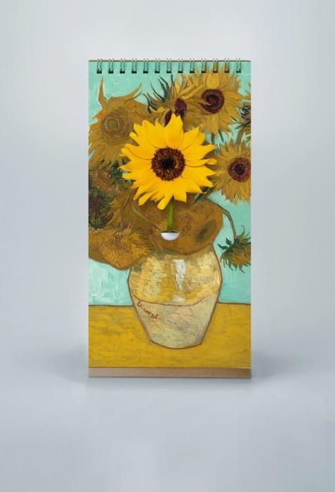 Flip vase museum