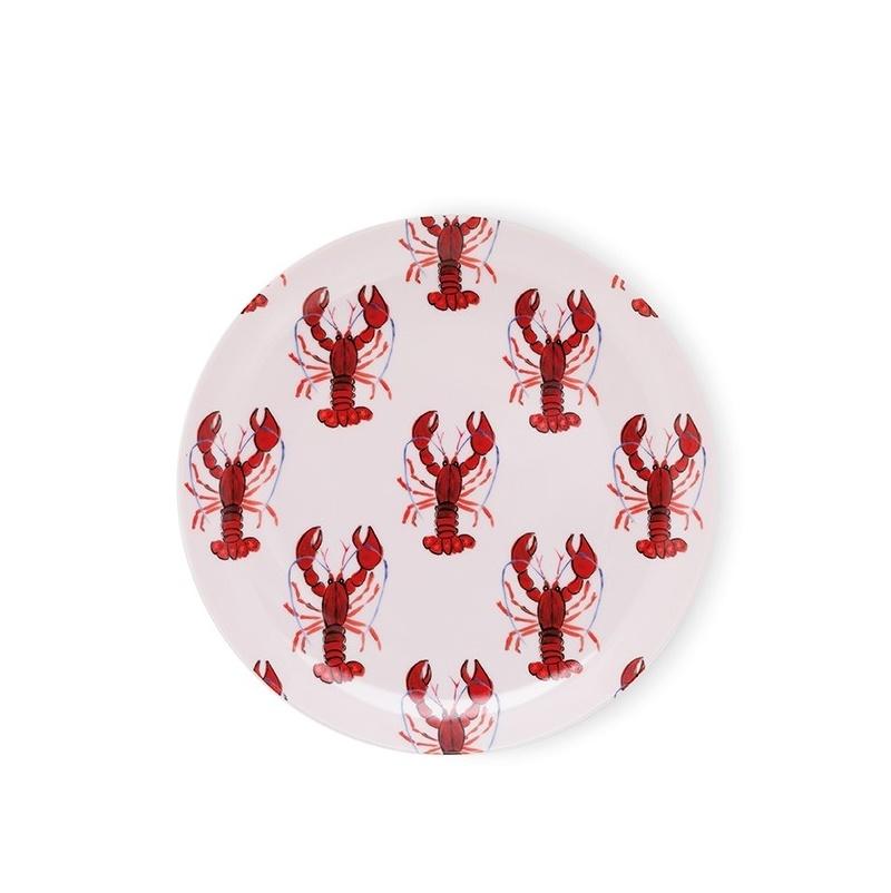 Breakfast plate lobster 21,5cm