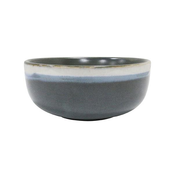 Ceramic 70's bowl medium camouflage