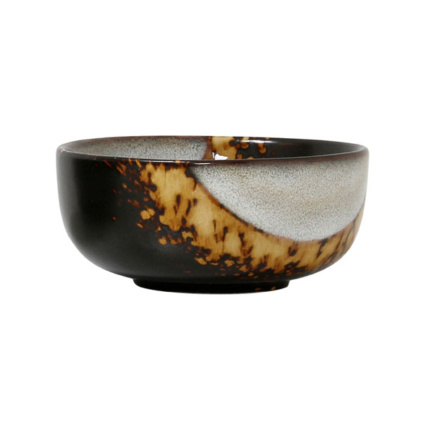 Ceramic 70's bowl medium flame