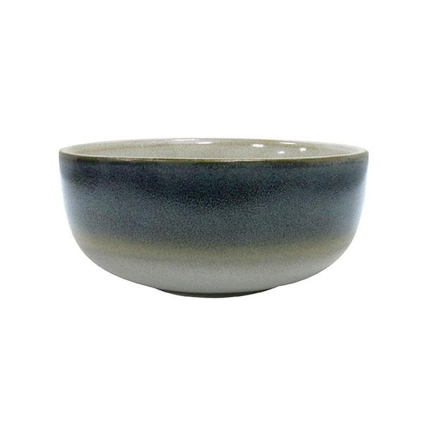 Ceramic 70's bowl medium ocean