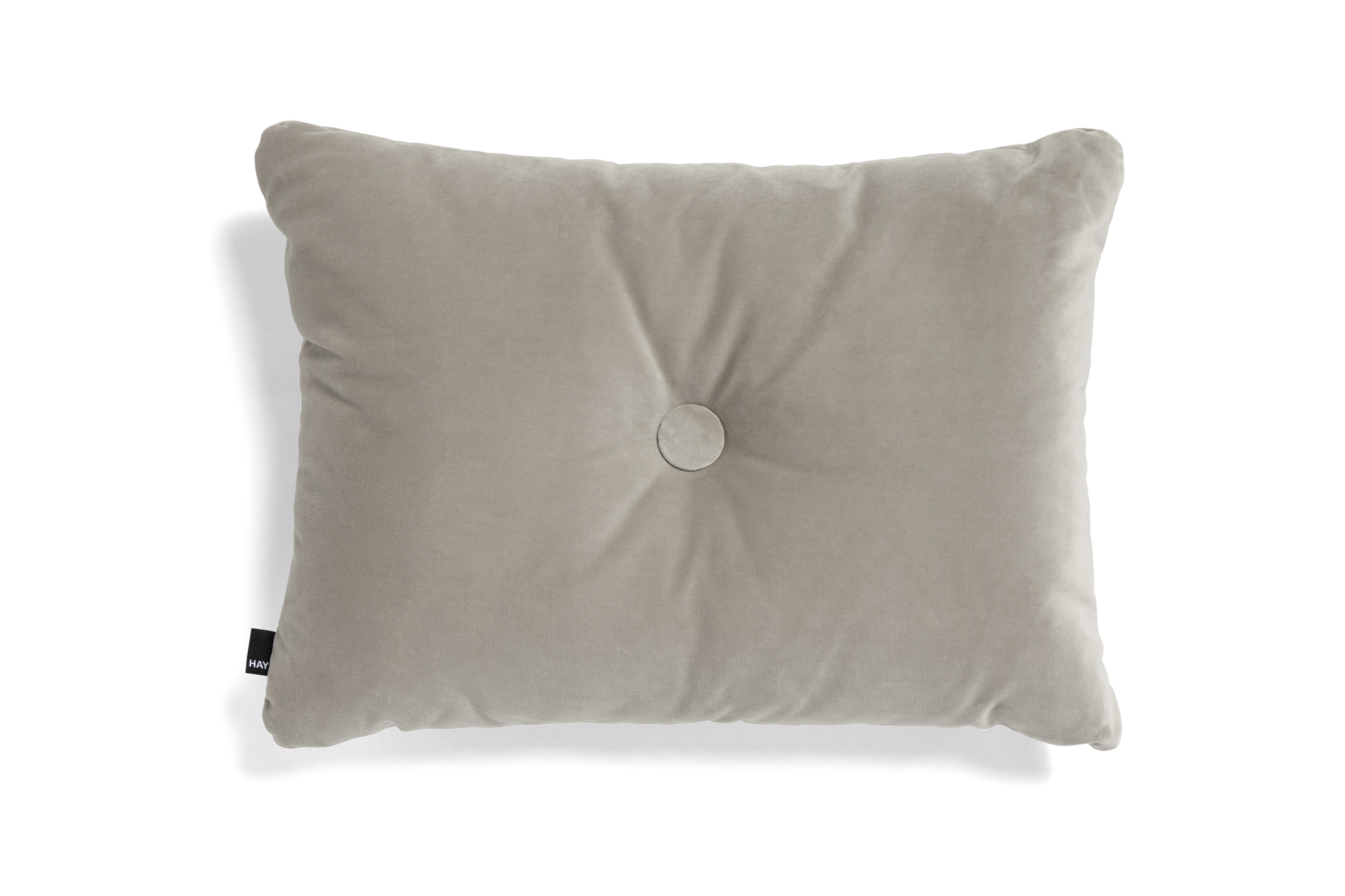 Dot cushion soft beige