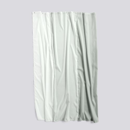 Shower curtain aquarelle eucalyptus vertical