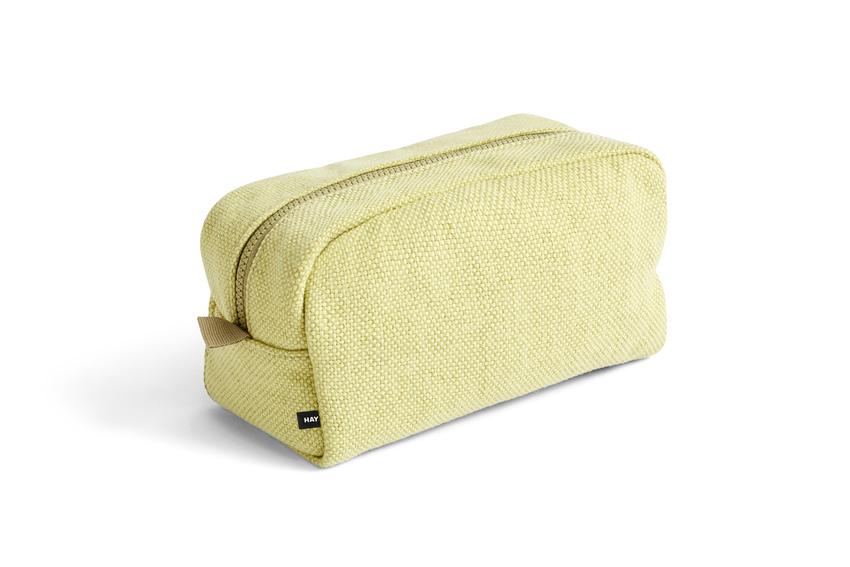 Hay Hue Wash Bag Yellow