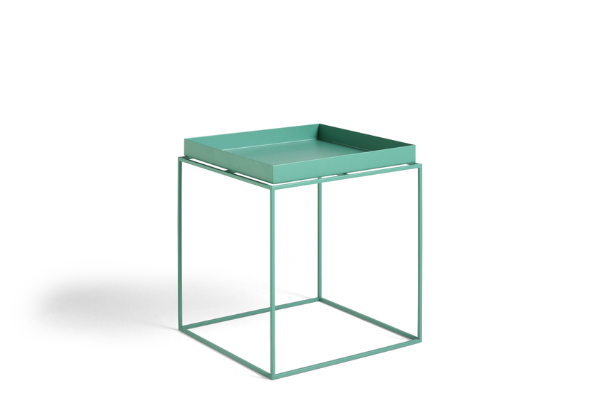 Hay Tray Table Side Table M Peppermint Green
