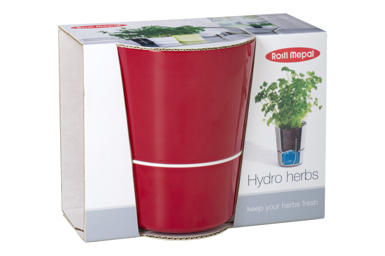 Hydro herbs medium rood