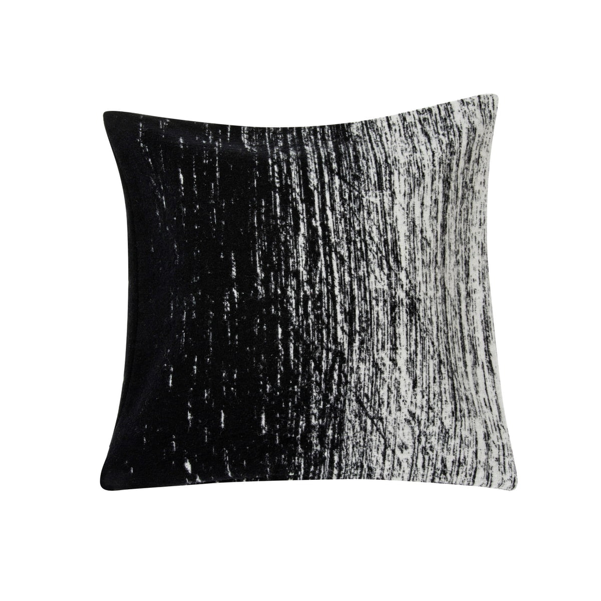 Kuiskaus cushion cover 50x50 black/white