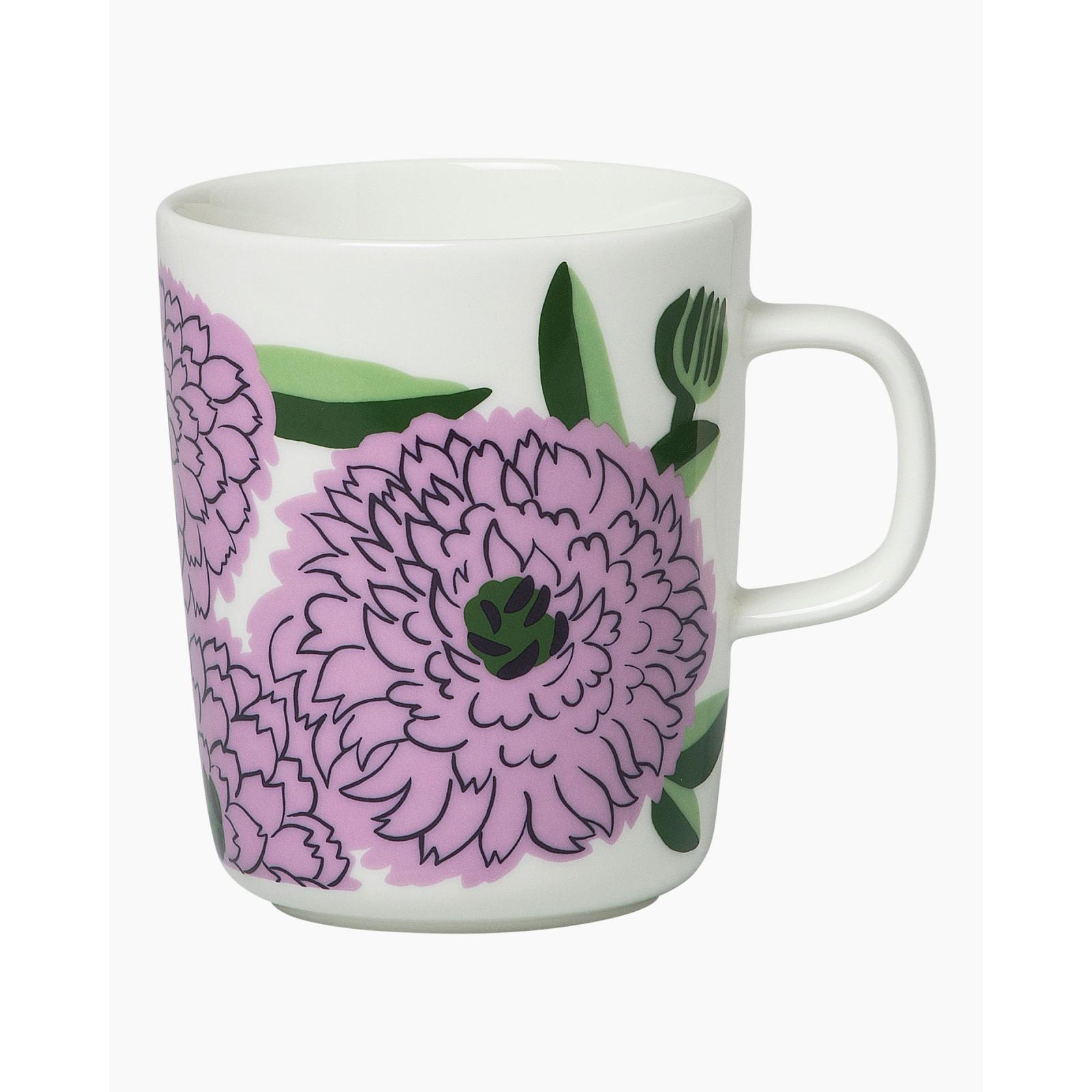 Oiva/Primavera mug 2,5dl paars/groen