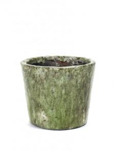 Pot small groen