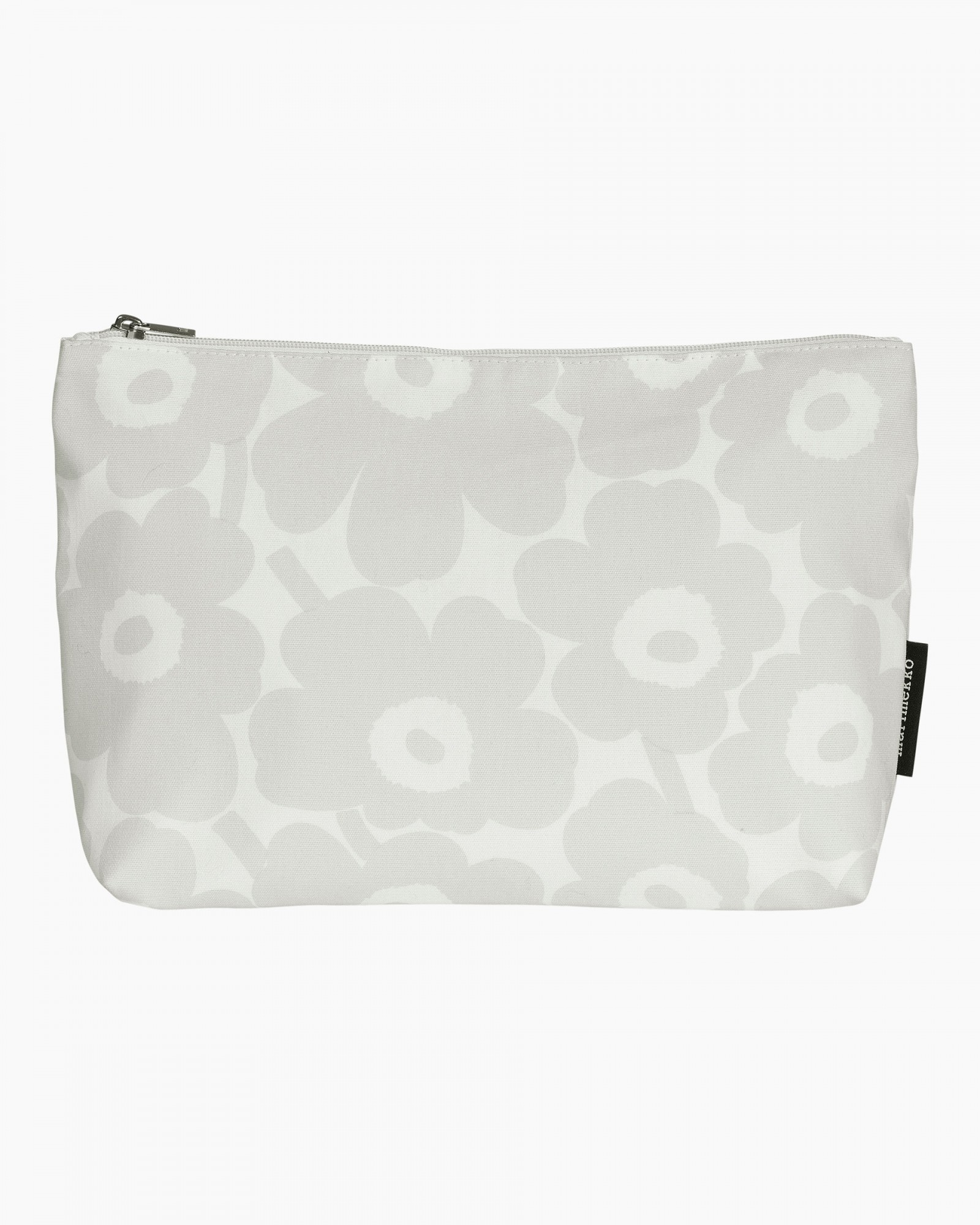 Relle Mini Unikko cosmetic bag white/light grey