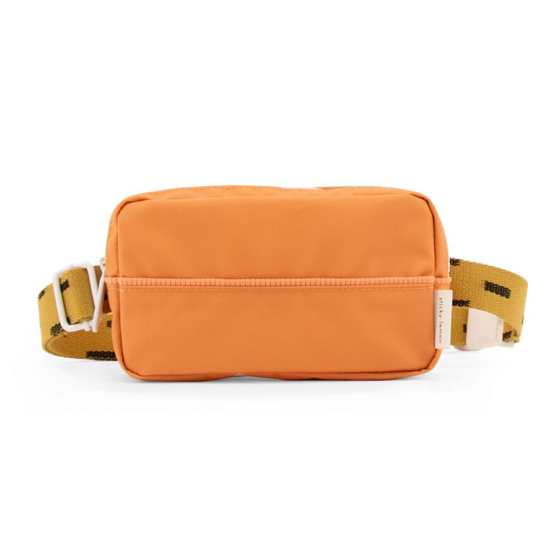 Sticky Lemon fanny pack | sprinkles // apricot orange + panache gold + lemonade pink