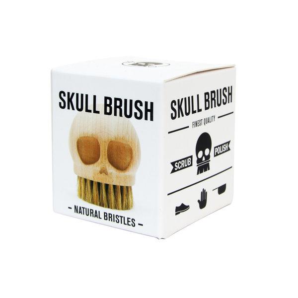 Skull brush