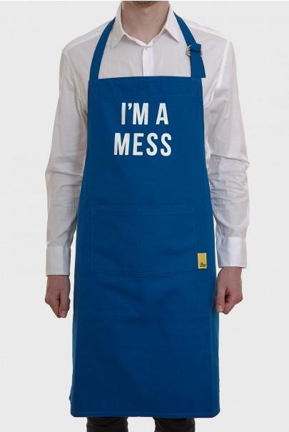 I'm a mess apron