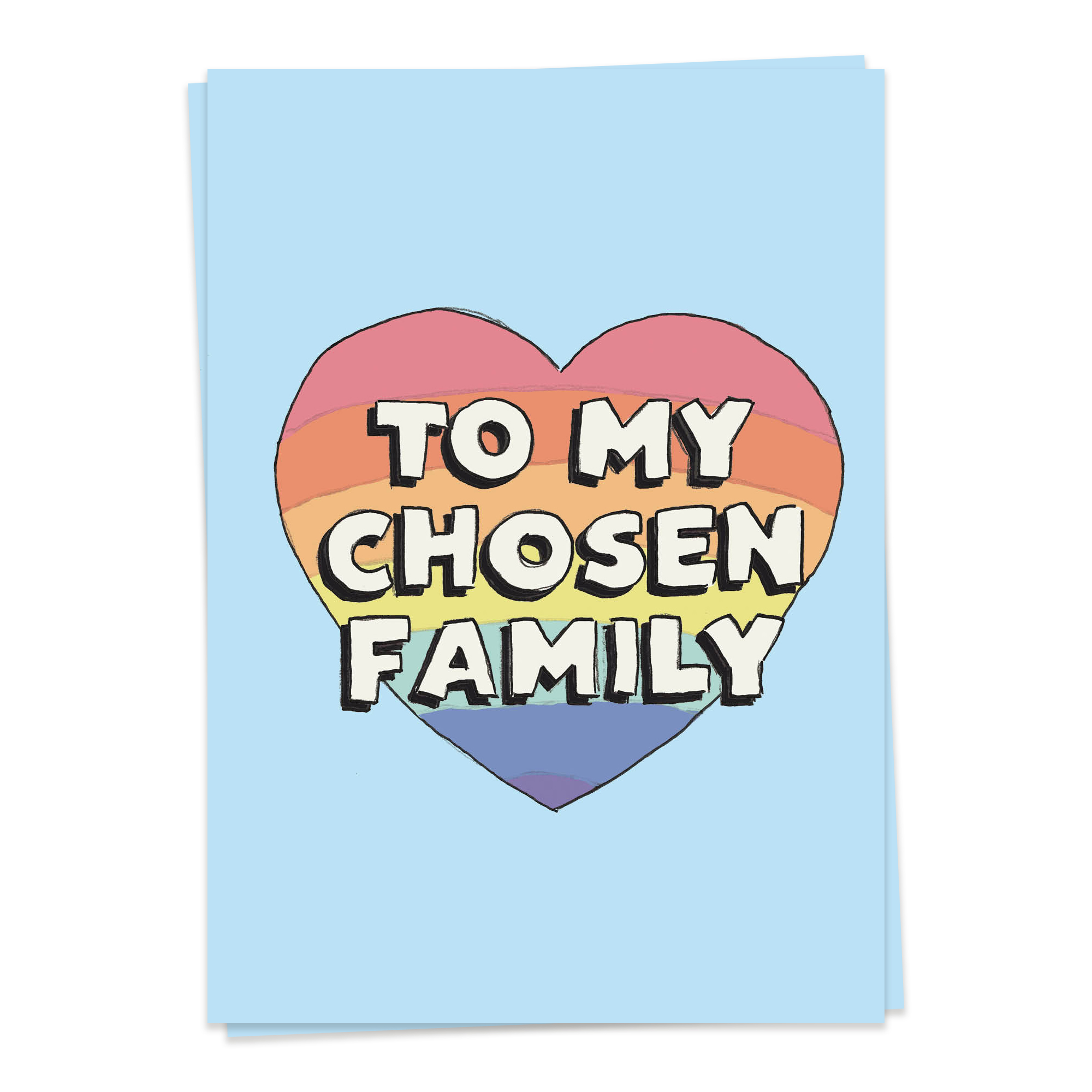 LGBTQ – Chosen family