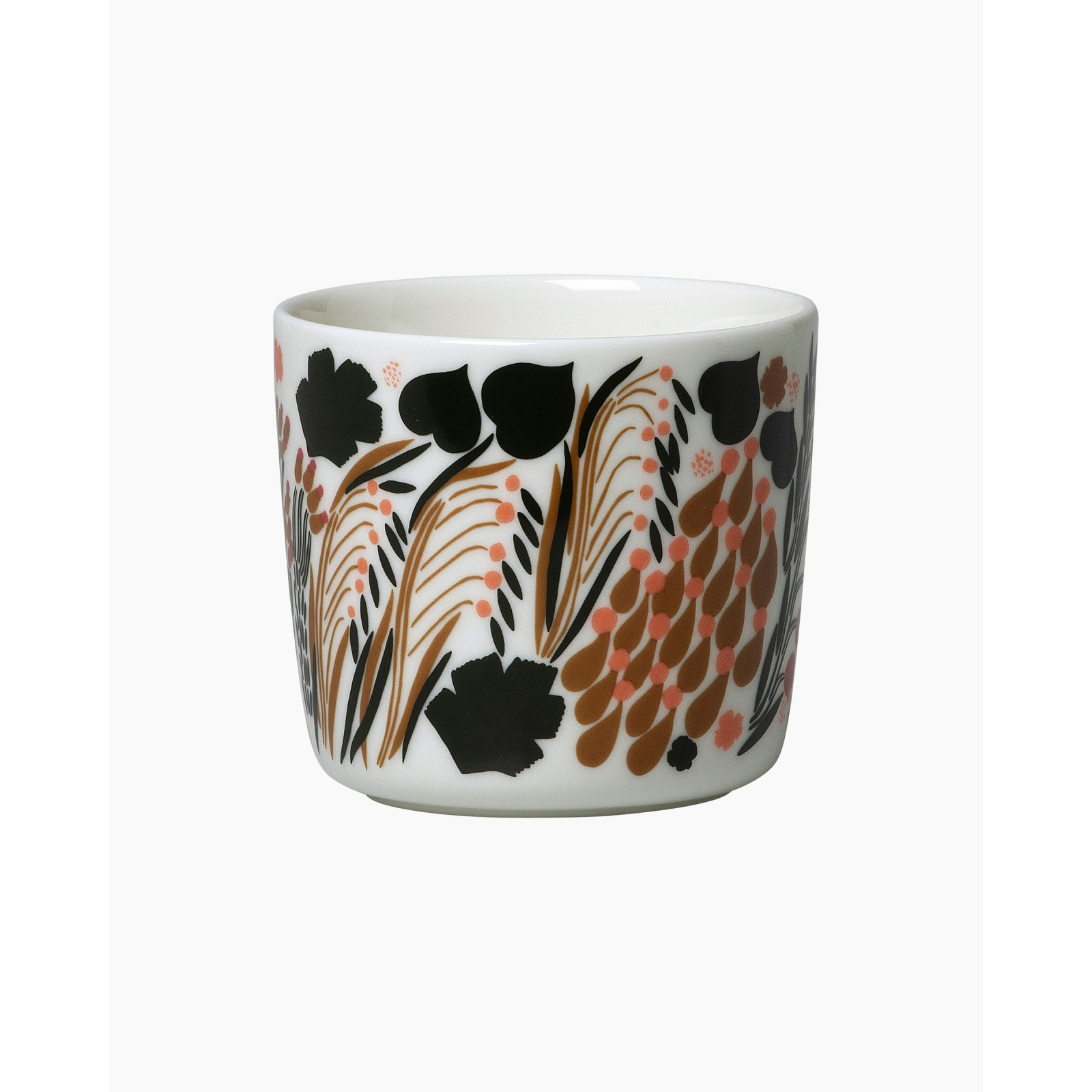 Marimekko Letto Coffee Cup wo handle 2dl