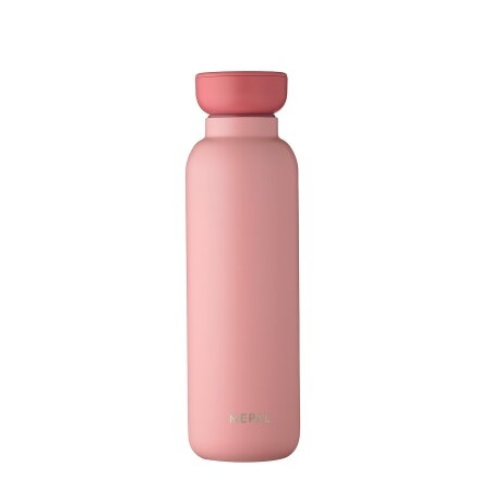 Isoleerfles ellipse 500 ml Nordic pink