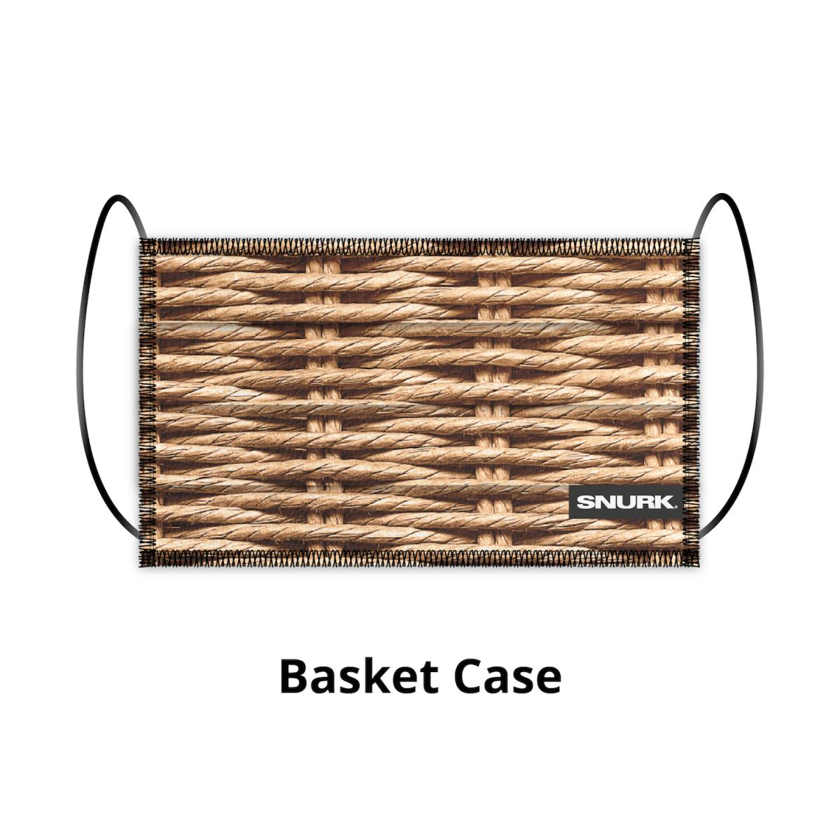 Mondkapje Basket Case