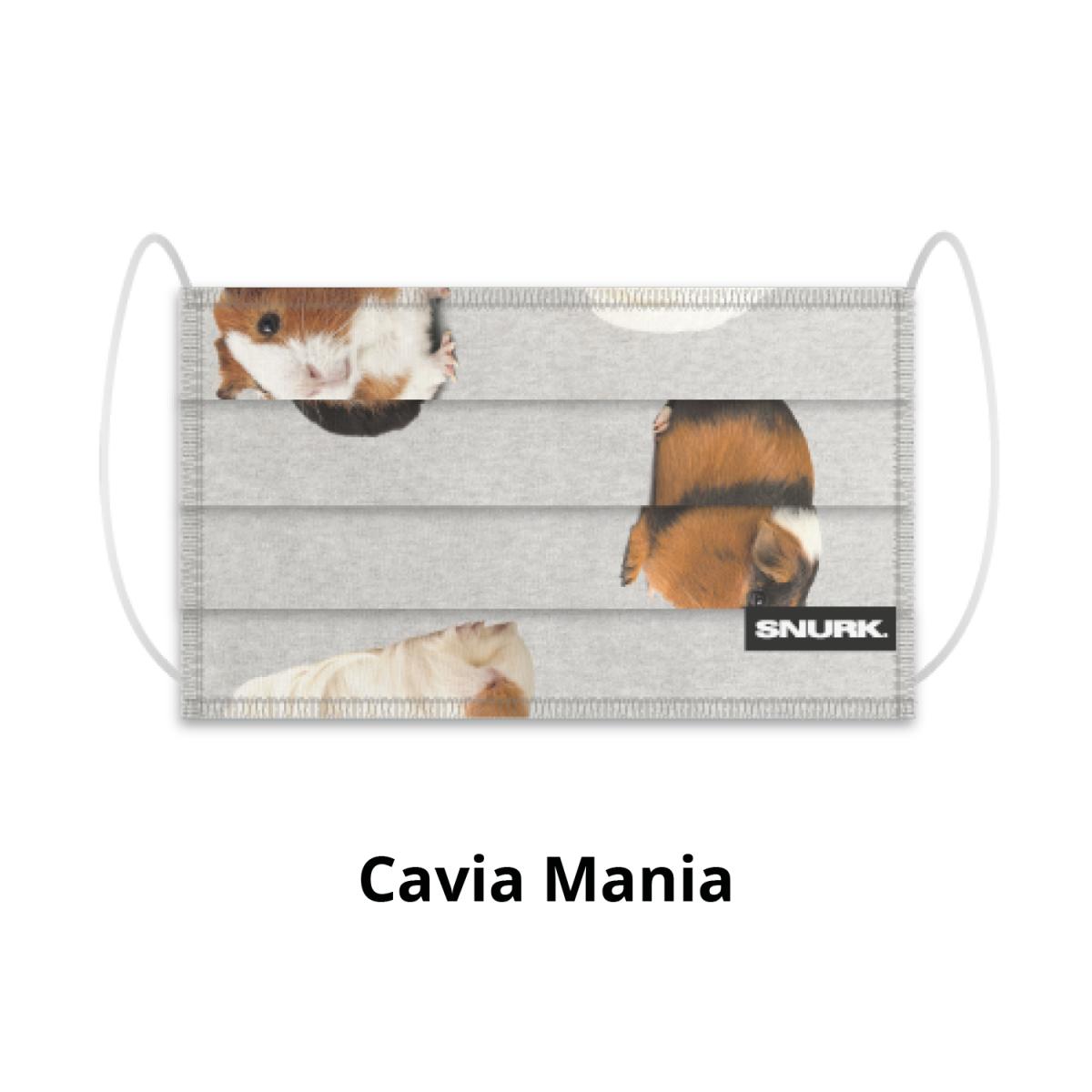 Mondkapje Cavia Mania