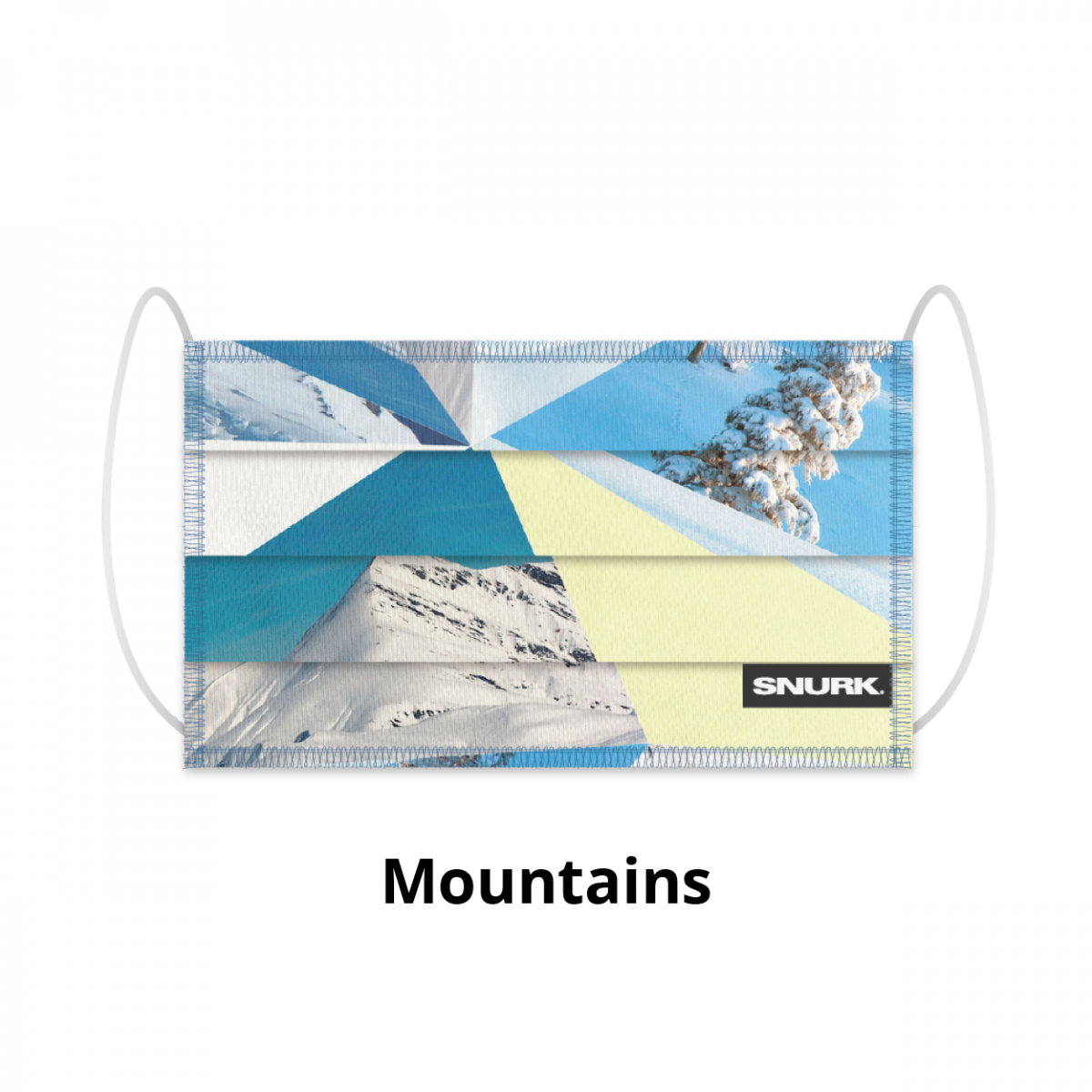 Mondkapje Mountains