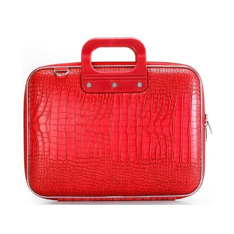 Laptop case 13 inch cocco bright red