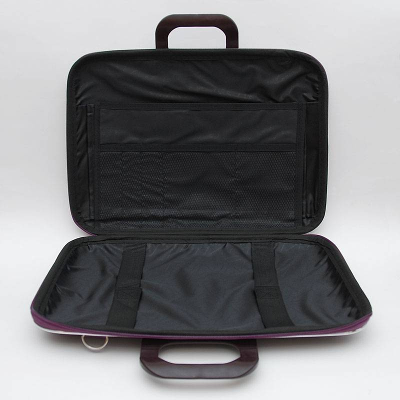 Laptop case 13 inch burgundy red