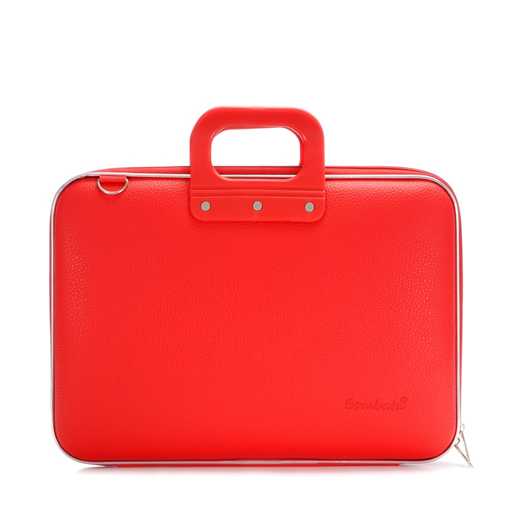 Laptop case 15,4 inch red