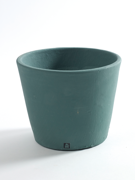 Pot container M Jungle green
