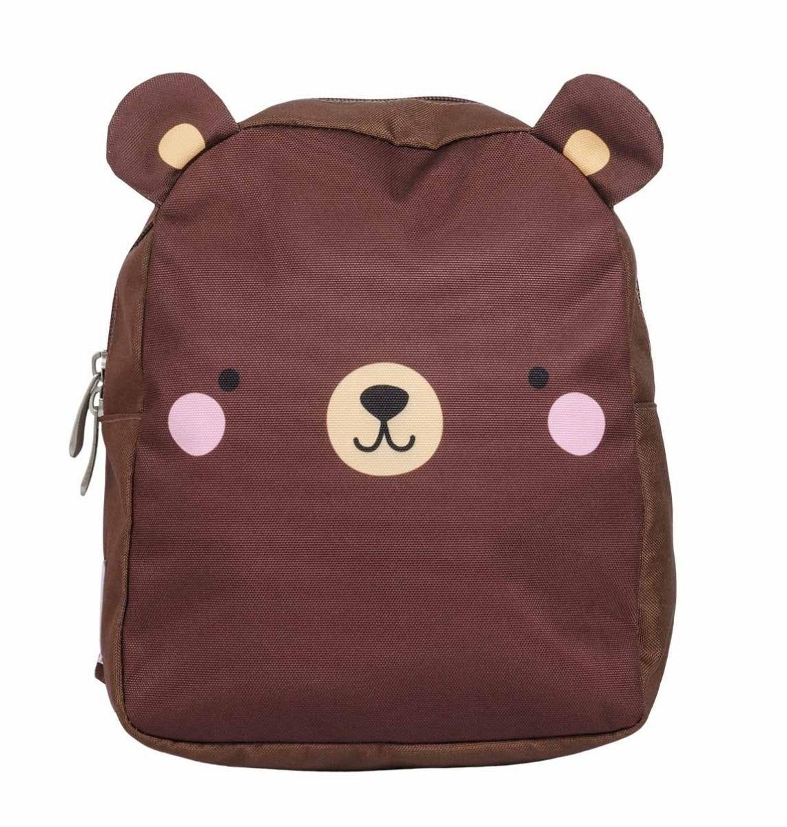 little backpack bear