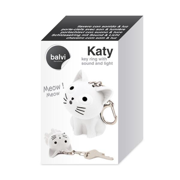 Keyring Katy White
