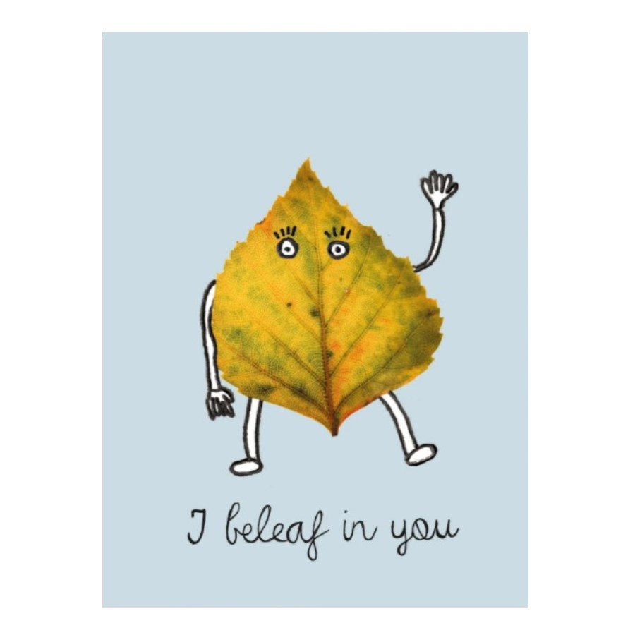 BFF - I beleaf in you