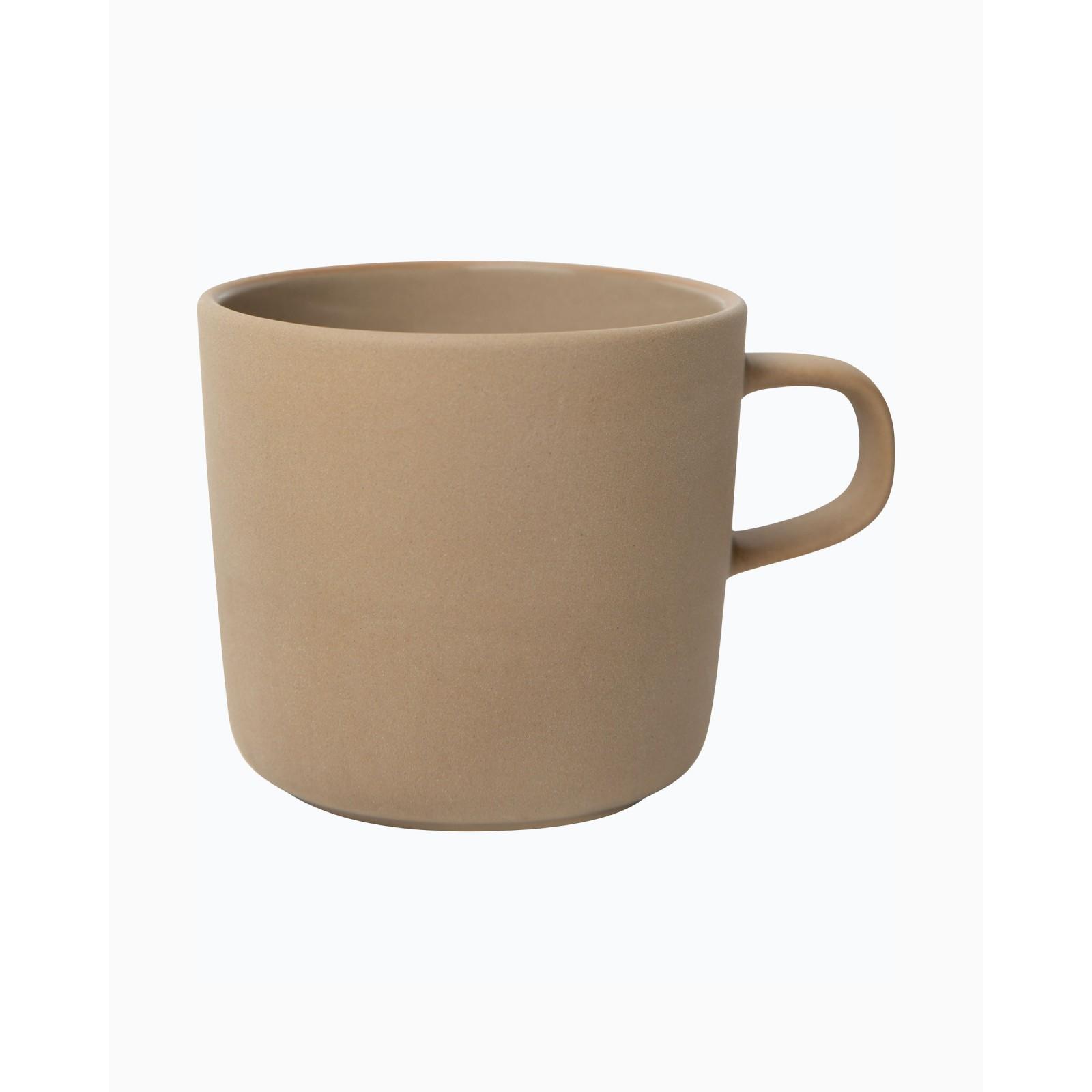 Marimekko Cup w/ Handle Terra 2dl