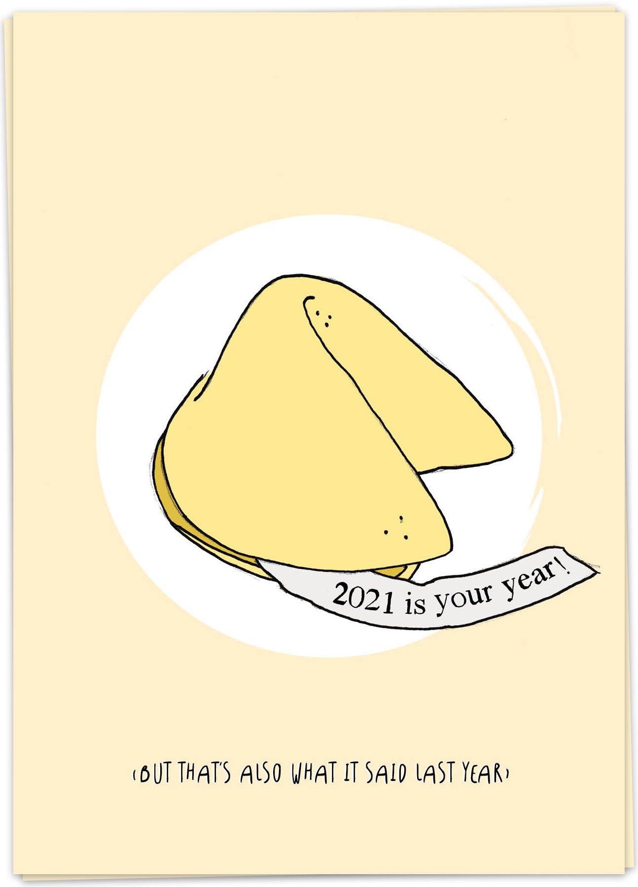 2021 fortune cookie