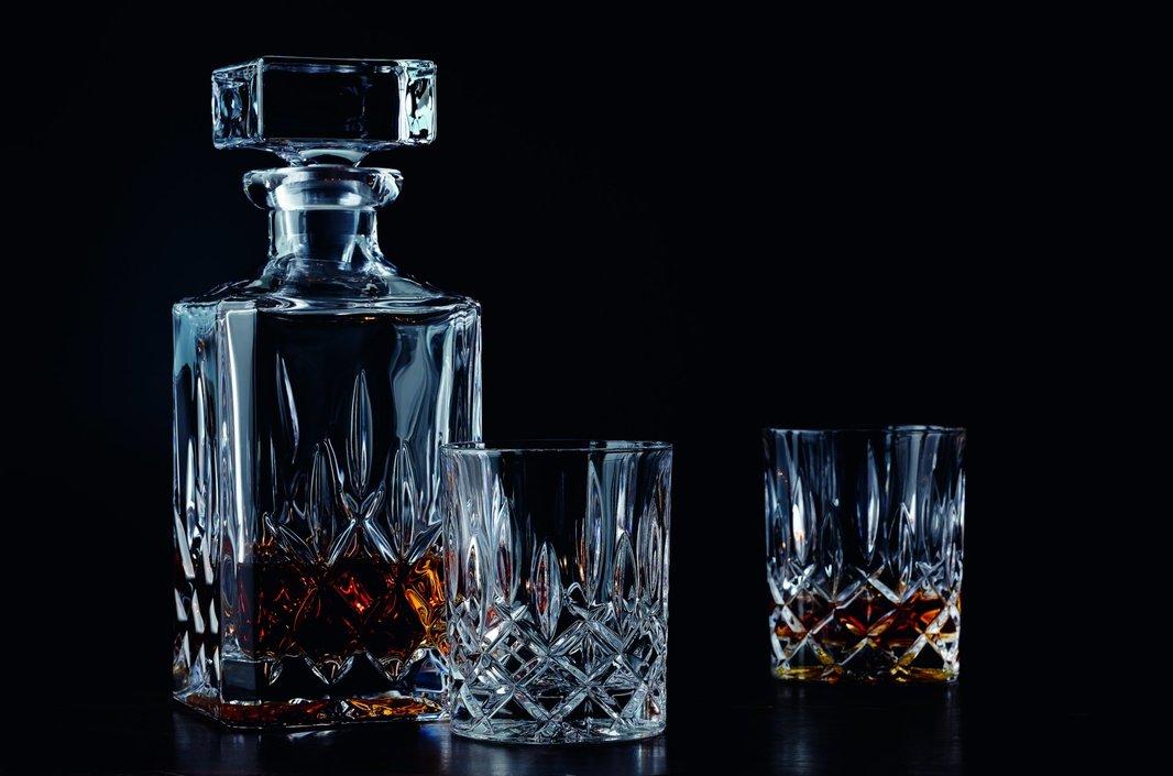 Noblesse Whiskey Karaf