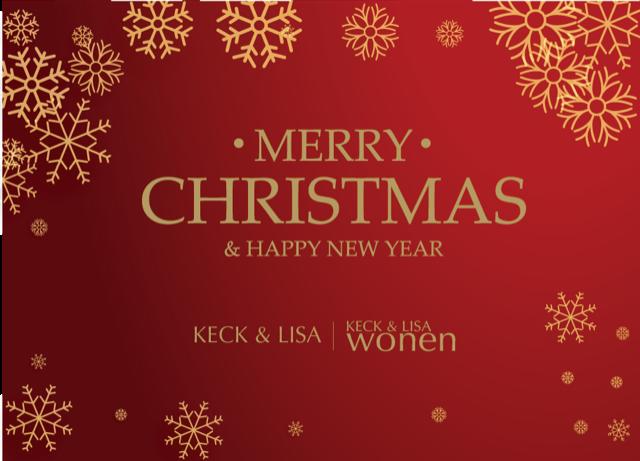 KECK & LISA Kerstpakket Small